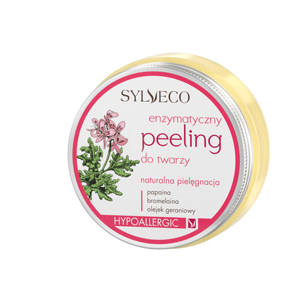 peeling enzymatyczny marki Sylveco