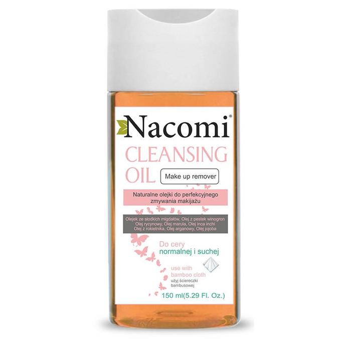 olejek do demakijażu Nacomi